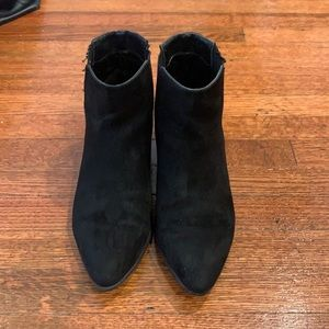 H&M suede Chelsea boot